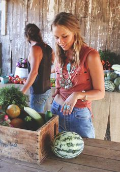 Love What You Do: Sonoma Broadway Farms | Free People Blog #freepeople