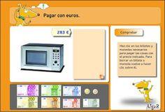 Pagar con euros