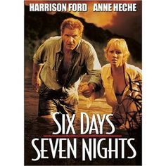 Big-screen favorite Harrison Ford stars in this nonstop adventure hit about a dream vacation that turns into a hilarious tropical nightmare! A gruff, rough-hewn cargo pilot living in the islands, Quinn Harris (Ford) hates tourists ... though he's not above making a fast buck from a sharp-tongued New Yorker, Robin Monroe (sexy Anne Heche -- VOLCANO, WAG THE DOG), when she's desperate for a quick flight to Tahiti!