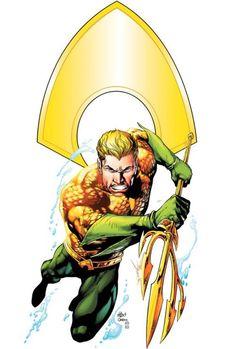 AQUAMAN  Totally diggin' the new Aquaman!!