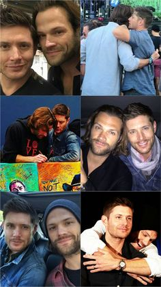 I love that they're so close in real life, it makes their show feel so real and believable
