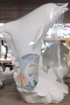 "Dolphin Medium Statue 4.5 "" Tall"