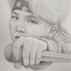 Kpop Drawings, Art Drawings Sketches Simple, Pencil Art Drawings, Nature Sketches Pencil, Kpop Fanart, Dessin Animé Lolirock, Fan Art, Pencil Portrait, Yoona