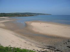 Lligwy Beach, Anglesey. Stayed in our touring caravan at Tyddyn Isaf. One of the most relaxing places we've been.