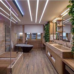 Home Improvement Solutions That You Can Use Best Bathroom Designs, Modern Bathroom Design, Beverly Hills, Budget Bathroom Remodel, Bathroom Design Inspiration, Design Ideas, Amazing Bathrooms, Master Bathrooms, Rustic Design