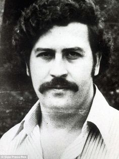 Pablo Escobar in his heyday
