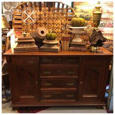 Vignettes, Liquor Cabinet, Rust, Display, Shop, Furniture, Home Decor, Floor Space, Decoration Home