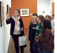 FIGGE ART MUSEUM. School Programs - The Big PIcture: Using Art to Teach Across the Curriculum, Museums Alive! Art Lessons to Go, Study Tours for K-12 Students