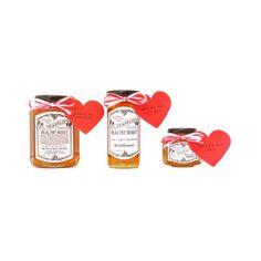 H.L. Franklin's Healthy Honey Valentine's Day Gift Jars