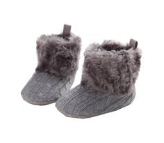 Infant Baby Girls Boys Sole Anti-Slip Warm Winter Prewalker Toddler Boots. cotton. soft baby friendly cotton knitted + man-made fleece, safety tested for peace of mind. lightweight and anti-slip sole is well-crafted to make walking feel natural. Fit for 0 months-18 Month baby kid girls boys. Sizes for choose,pls following the size derection to choose your boot.