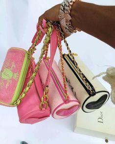 Cute Handbags, Purses And Handbags, Aesthetic Bags, Bag Closet, Vintage Couture, Gucci, Designer Wear, My Bags, Fashion Bags