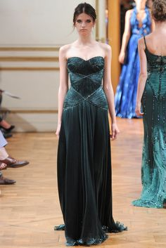 Zuhair Murad Fall 2013 Couture Fashion Show