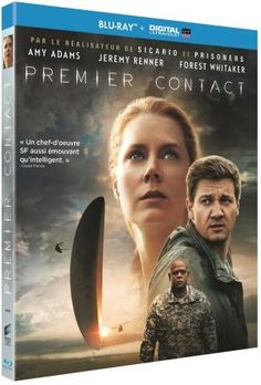 [Concours] Blu-Ray Premier Contact