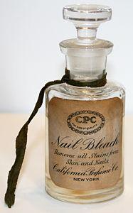 Nail Bleach - 1913