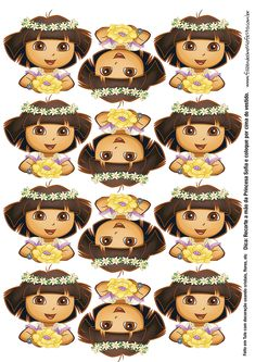 Edible Printing, Ballerina Birthday Parties, Princess Theme, Class Decoration, Dora The Explorer, Ribbon Work, Baby Cards, Cupcake Toppers, Party Planning