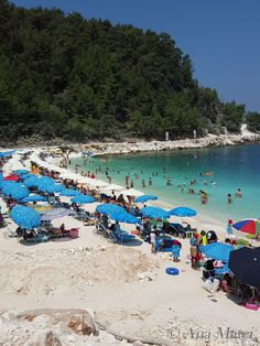 Thassos Beaches, turquoise dreams on the Aegean Sea  (Greece) #thassos #thassosisland #greekislands #travel #holiday #summerholiday #aegean