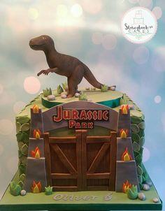 jurassic park cake - Google Search