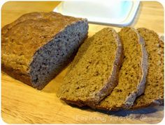 Rustic Wholemeal Spelt and Linseed Loaf - 10 minutes active time, 45-60 minutes rise, 30 minutes cook. Healthy wholegrains enriched with omega oils from linseeds.