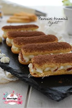 Pavesini tiramisù light
