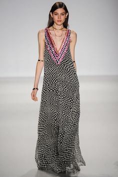 Mara Hoffman | Fall 2014 Ready-to-Wear Collection | Style.com