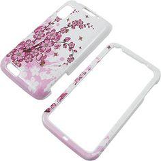 Spring Flower Protector Case for Motorola Atrix 4G MB860 AMOTMB860HPCIM025NP