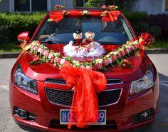 chinese-wedding-car-decoration-gallery-wedding-decoration-ideas-within-wedding-car-decoration-supplies.jpg (1024×803)