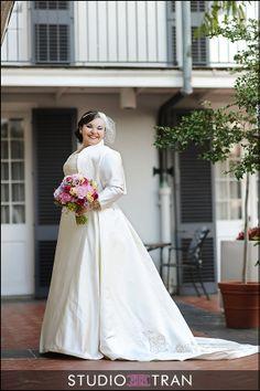 new orleans wedding royal sonesta - Studio Tran Photographers
