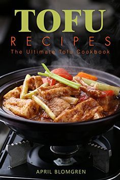 With the increases popularity of vegetarian and vegan diet, tofu is gaining some transaction. Tofu is an extremely versatile and adaptable ingredient. Furthermore, it is an excellent source of protein and a great substitute for meat and fish. Tofu is a staple ingredient in South East Asian... more details available at https://www.kitchen-dining.com/blog/kindle-ebooks/cookbooks-food-wine-kindle-ebooks/cooking-by-ingredient/rice-grains/product-review-for-tofu-recipes-the-ultima
