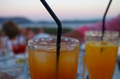 A glass of juice or two ? -Greece-