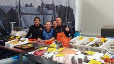 Vismarkt Den Helder