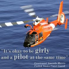 Take a walk through #ADayintheLife of a Female Helicopter Pilot >>