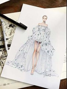 What is Fashion Marketing....?, Fashion marketing is the management of advertising campaigns and promotions to sell fashion brands and products. Portfolio Design, Portfolio Mode, Fashion Portfolio, Illustration Mode, Fashion Illustration Sketches, Fashion Sketches, Fashion Design Sketchbook, Fashion Design Drawings, Drawing Fashion