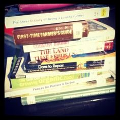 Cleaning the Library Out of Homesteading Books