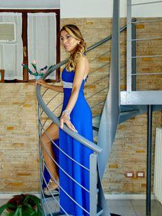 #Dreess #dressblue