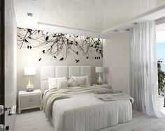 Chambre à coucher adulte – 127 idées de designs modernes
