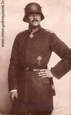 HAH Storyline: Possible photo of Major Otto Reinhardt, WWI. Eve saved his life at Louvain, 1914. (Major Siegfried Graf zu Eulenburg-Wicken)
