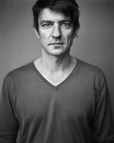 Koen Wauters (1967) - Flemish singer, active with the band Clouseau, television presenter, and occasionally actor and race car driver. Photo © Stephan Vanfleteren