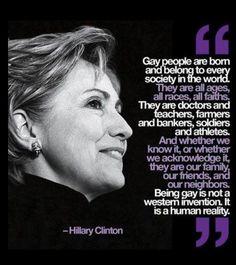 Hillary Clinton <3