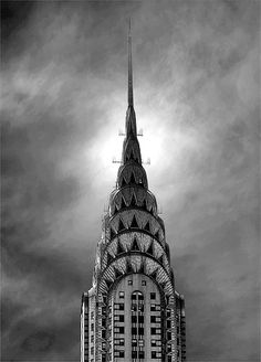 Incredible Photo of the Chrysler Building