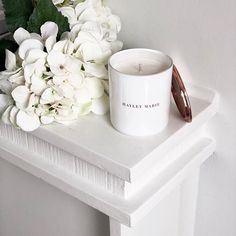 Luxury, sophisticated styling in a candle!