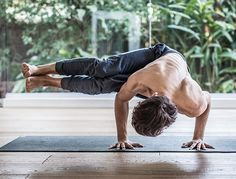 The beginners guide to yoga for men