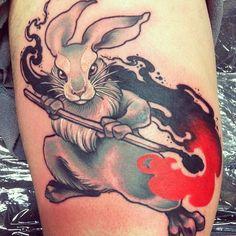 Tattoo by Taniele Sadd from Korpus Tattoo in Brunswick, Melbourne