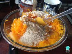 Hamburguesas de Calabaza - Receta FÁCIL y SANA Grains, Rice, Vegan, Cooking, Recipes, Food, Vegetarian Meals, Gram Flour, Easy Recipes