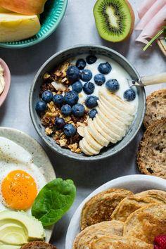 5 lunsjforslag til neste uke - Ida Gran Jansen Granola, Acai Bowl, Cereal, Breakfast, Food, Acai Berry Bowl, Morning Coffee, Essen, Meals
