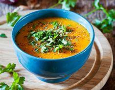 Gyömbéres sárgarépakrémleves Recept képpel - Mindmegette.hu - Receptek Orange, Ale, Lunch, Treats, Cooking, Ethnic Recipes, Food, Carrot, Sweet Like Candy