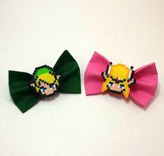 Haarschleifen oder Fliege - Legende von Zelda Haarschleifen - Legende von Zelda…