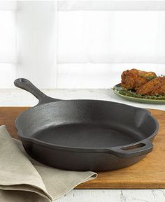 """Emeril by All-Clad Cast Iron Skillet, 12"""" - Cookware - Kitchen - Macy's"""