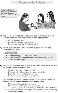 Grade 10 Grammar Lesson 12 Present tense for the future (1)