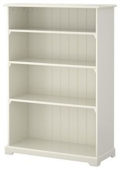 Another shelf unit by IKEA just waiting to be personalized...