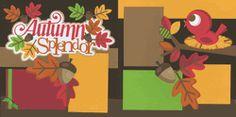 Autumn Splendor Page Kit